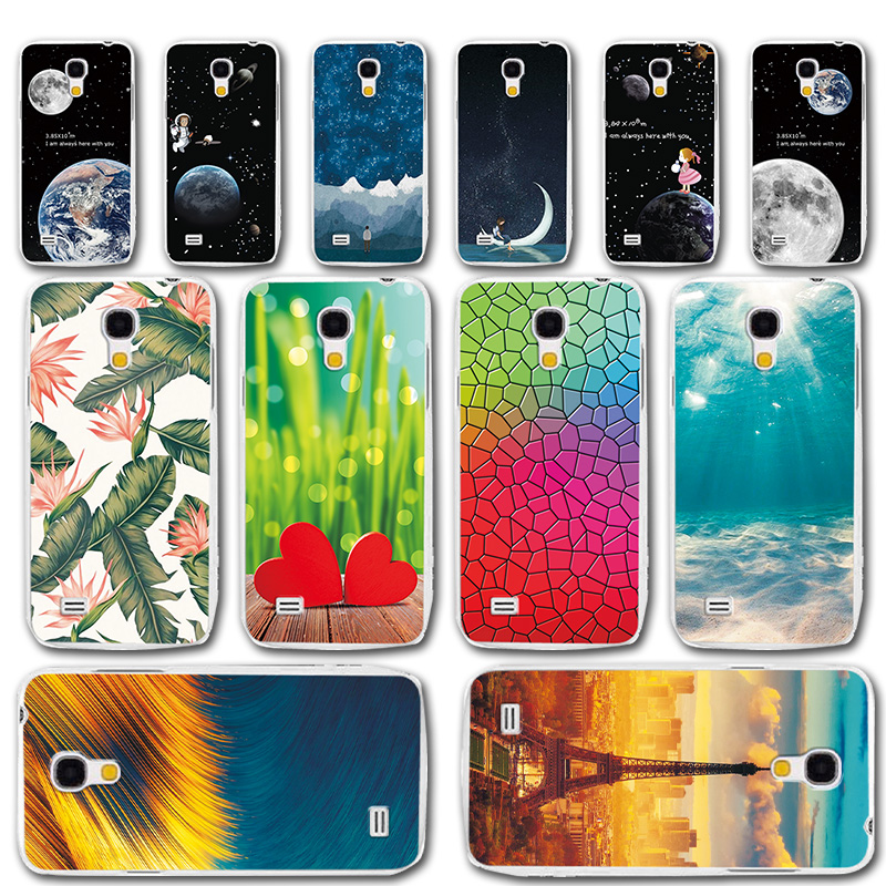 Novelty TPU Mobile Phone Cover Case