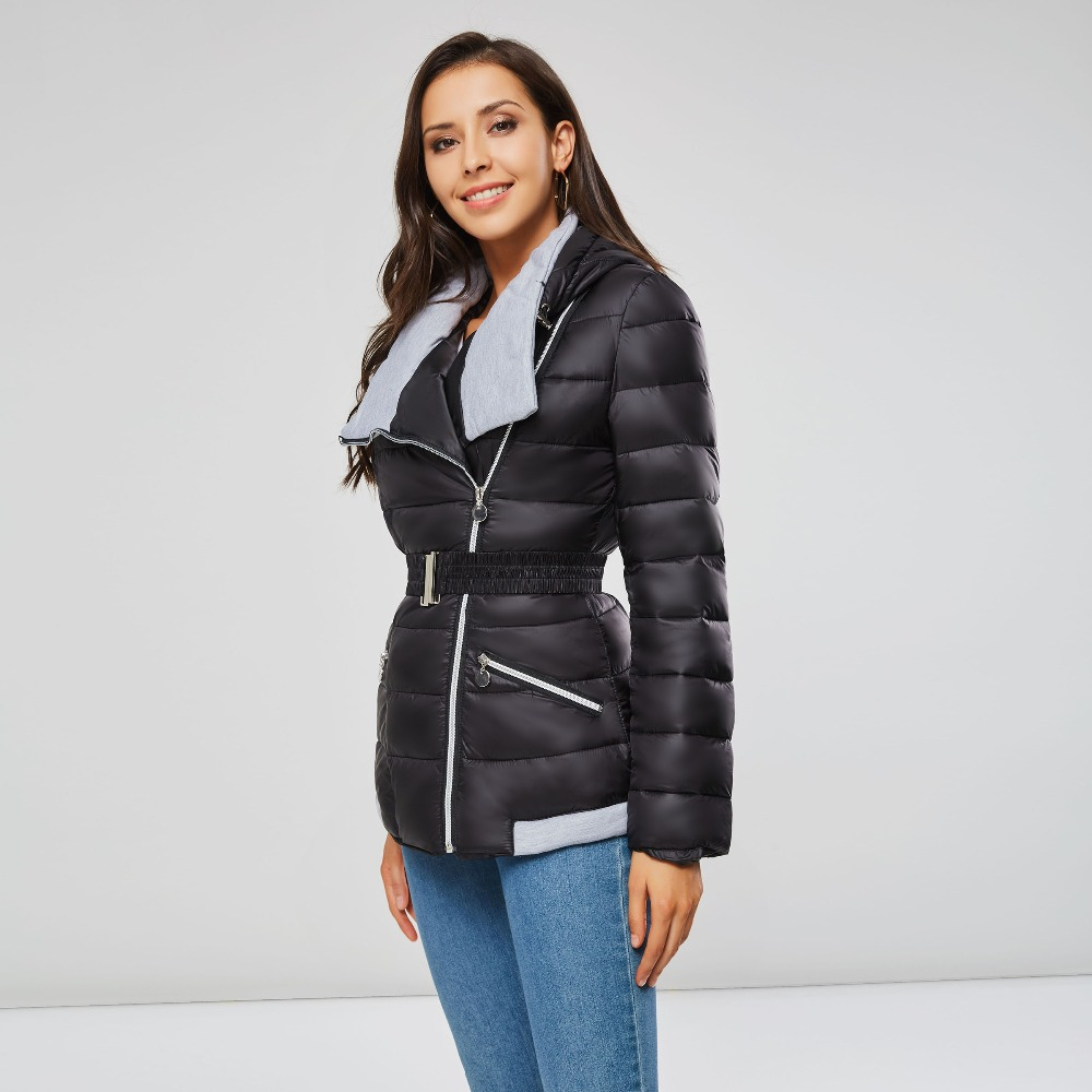 Courte 2018 Parkas Manteaux Femmes Veste Chaud D'hiver Coton Épais 8wTAr8qR