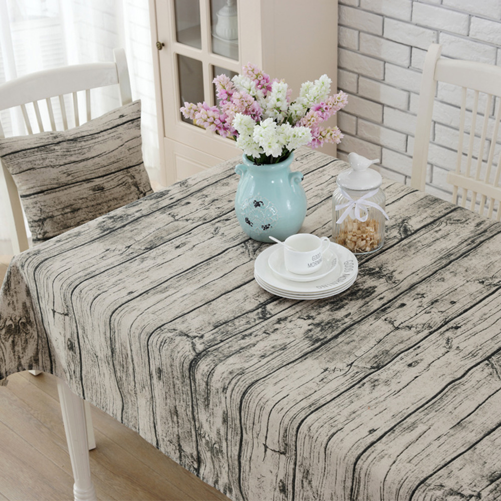 Image 3 - Geometric Table Cloth Tablecloth Nappe Table Cover Party Wedding Table Cloth for Home Table Decoration Mantel Home Textile-in Tablecloths from Home & Garden