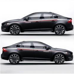 Mondo Datong car styling sport car sticker Per Volvo S60 V60 S80 XC60 XC90 del corpo sport decal adesivi auto