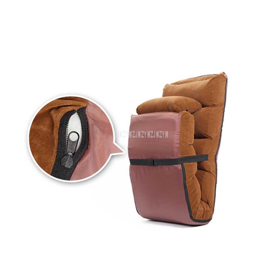 Pojedynczy salon Lounge krzesło z drewna 4 nogi naturalne pełna drewniane meble do domu drewniane małe prosty niskie krzesło z oparciem