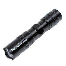 skywolfeye LED mini flashlight waterproof super bright flashlight camping hiking outdoor portable mini flashlight light 5.10