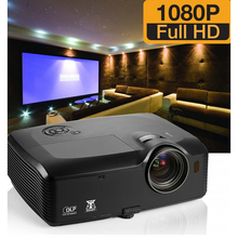 DH-8000X Outdoor Projector 5000 Lumens Highlight Engineering Proyector Full HD Beamer