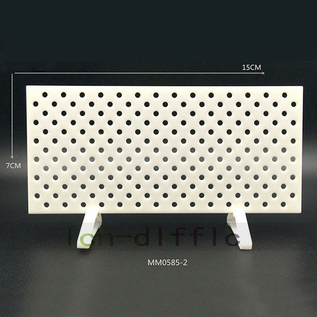 4pcs/set 1/6 Scale Modular Weapons Display Wall Show Storage Stand For Action Figures Gun Model 6