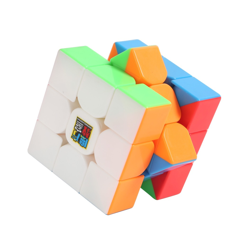 Image 3 - MoYu Mofangjiaoshi 2x2 3x3 4x4 5x5  Speed Cube Gift Box Packing Professional Puzzle Cubing Classroom MF2S  MF3RS MF4S MF5S Cube-in Magic Cubes from Toys & Hobbies