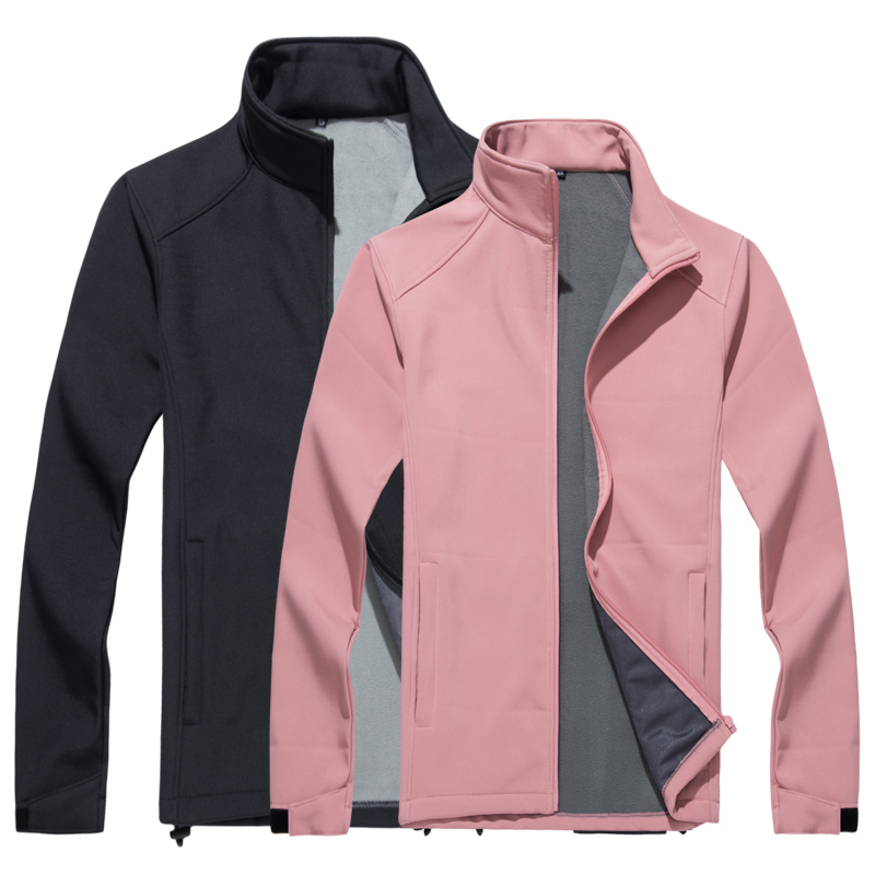 Hiking Jacket Sports-Coat Soft Windbreaker Outdoor Women Camping Waterproof Quick-Dry