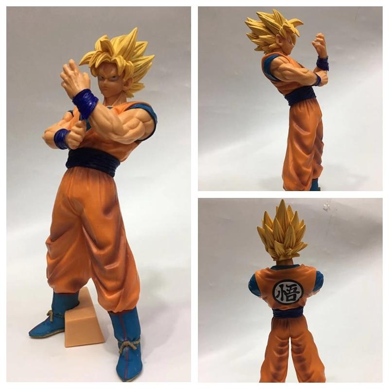 Dragon Ball Memories Ichiban Kuji Super Saiyan Gokou Goku Vegeta Action Figure Toy Doll Brinquedos Figurals Dbz Model Gift Action & Toy Figures