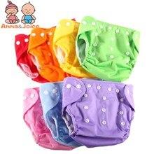 30 шт./лот ткань для новорожденных форма обертывания многоразовые подгузники детские Регулируемые моющиеся подгузники Детские тренировочные штаны
