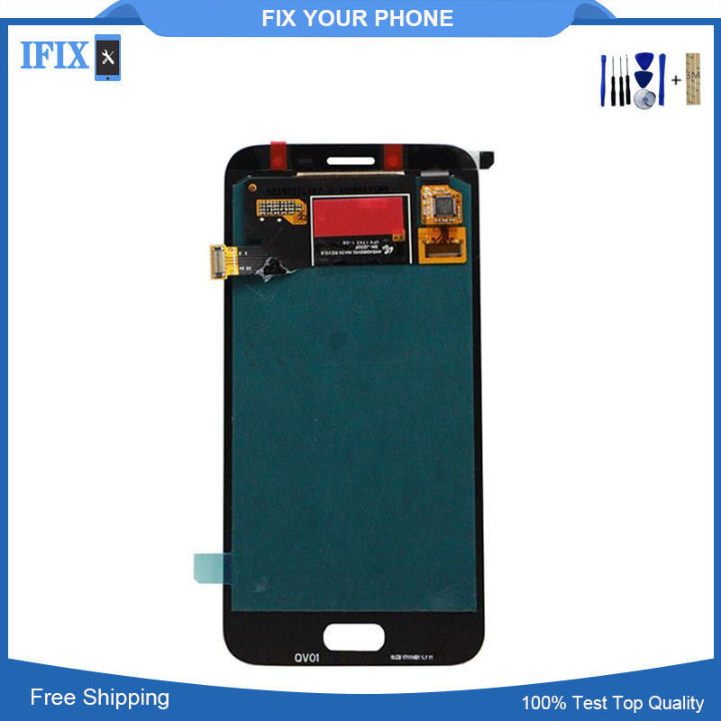 For Samsung J2 Pro 2017 J250 J250f J250h J250m Sm J250 Lcd Display Touch Screen Digitizer Assembly 5 0 100pcs Lot In Mobile Phone Lcds From