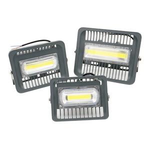 Image 4 - Projecteur LED imperméable conforme à la norme IP66, éclairage dextérieur à large faisceau, idéal pour le jardin, LED lumineuse/70/50/30W, ac 220v