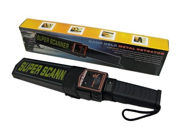 TANIO Poręczny ręczny wykrywacz metali Profesjonalny skaner o - Przyrządy pomiarowe - Zdjęcie 2