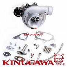 Kinugawa Billet Turbocharger 4 T67-25G 7cm Oil-Cooled for SUBARU WRX STI