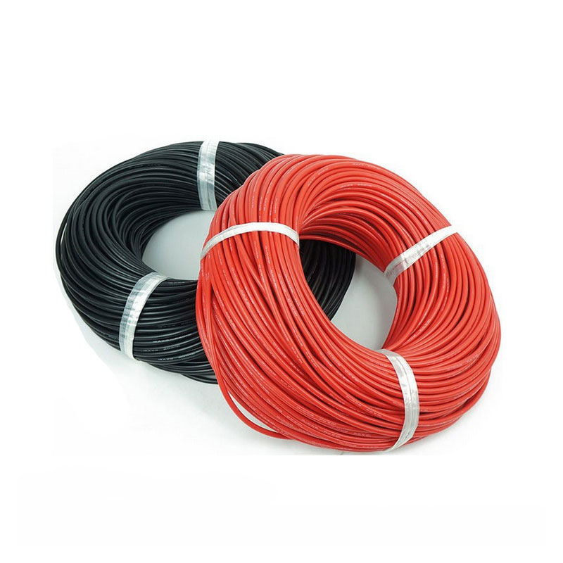 все цены на 2 meter Silica Cable 12AWG 10AWG Red Black 16AWG 18AWG 14AWG 20AWG Heat Resistant Silicone Soft Silica Gel Wire