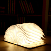 Arte Nightlight Legno [LTOON]