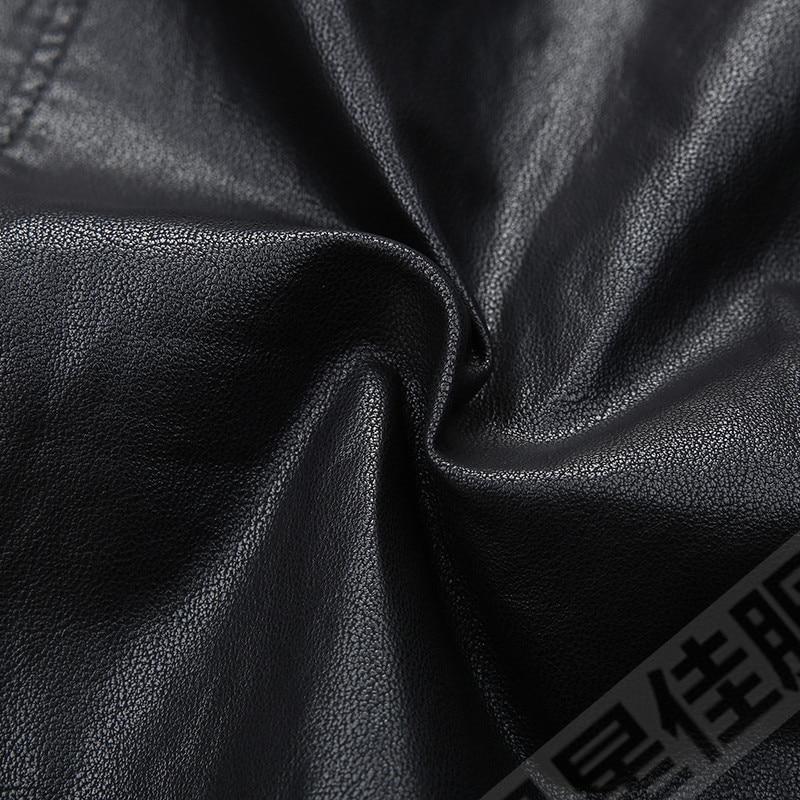 Bombardier 6xl 8xl Moto Inverno Outwear Vestes 5xl Manteau Noir En Masculina De 10xl Hommes Veste Jaqueta Cuir Couro 574n6R5c