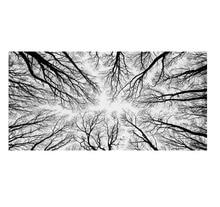 Tajemnicze lasy gałęzie dekoracja wnętrz fototapeta sztuka na ścianę Diy ściana biurowa ściana artystyczna naklejki salon sypialnia biuro sztuki