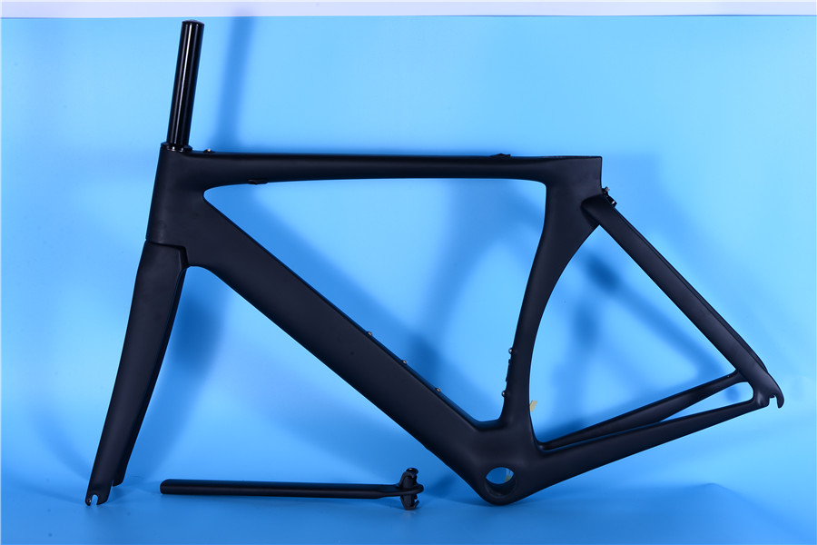 hotsale s5 with customize logo carbon road frame carbon bike frame bicycle carbon frame cadre carbone free shipping cost price