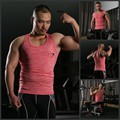 Stringer Tank Top Men Bodybuilding Clothing and Fitness Mens Sleeveless Shirt fitness Vests Cotton Singlets Muscle Tops