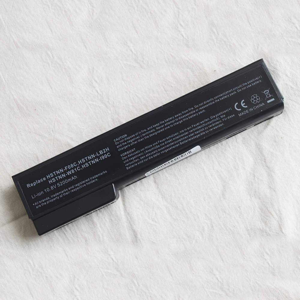 4400mAh Laptop <font><b>Battery</b></font> for HP EliteBook 8460p 8470p 8560p 8460w 8470w <font><b>8570p</b></font> 8770p <font><b>battery</b></font> 628668-001 628670-001 BB09 HSTNN-LB image