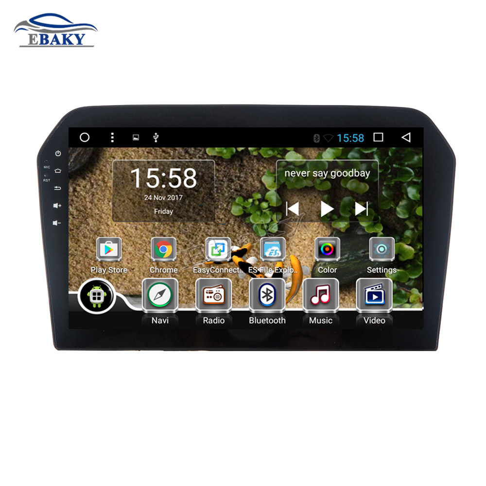 Top NaviTopia 9inch Octa Core Android 7.1 8.1 Car DVD GPS Navigation for VW JETTA 2013 2014 2015 2016 Auto Multimedia Radio Stereo 10