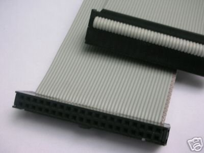 1 p плоский гибкий ПВХ кабель привода 300 V 0,635 мм 40 H