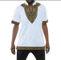 בגדי Mens רוכסן מסורתית אפריקאי Riche Africano Hombres קון Pantalones Bordado Camisa Camiseta Pantalones דאשיקי