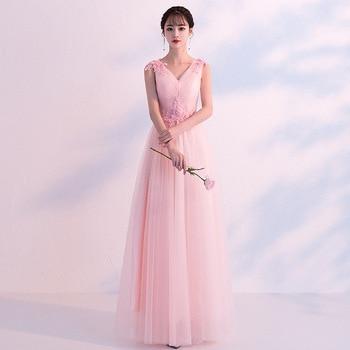 Wedding Party Slim Dress Fashion 2019 Summer Woman Elegant Dresses Sexy Mesh Cheongsam Sleeveless Qipao Robe Vestido XS-XXXL