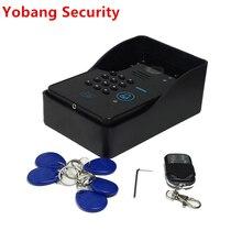 Yobang Пароль безопасности Открытый камеры для наружного видео-телефон двери CMOS ночного видения Камера с доступом RFID двери