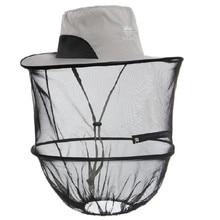 Outdoor Quick Drying Fishing Hats fishing cap with Mosquito net Anti-UV Mosquito Sun Cap sun hat for fishing cap