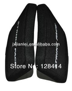 MILITECH 6'' x 8'' NIJ III Bulletproof Side SAPI Panels Lot of Two NIJ III+ Stand Alone Ballistic ESAPI for AK47 & SS109 & M80