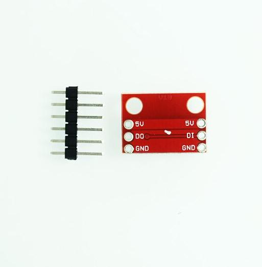 10pcs/lot WS2812 RGB LED Breakout Module For Arduino