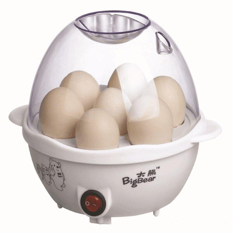 220V/350W Multifunction Electric Egg Boiler Electric Steamer Electric Egg Cooker 7pcs Steamed Corn Egg Soup EU/Uk/AU/US Plug