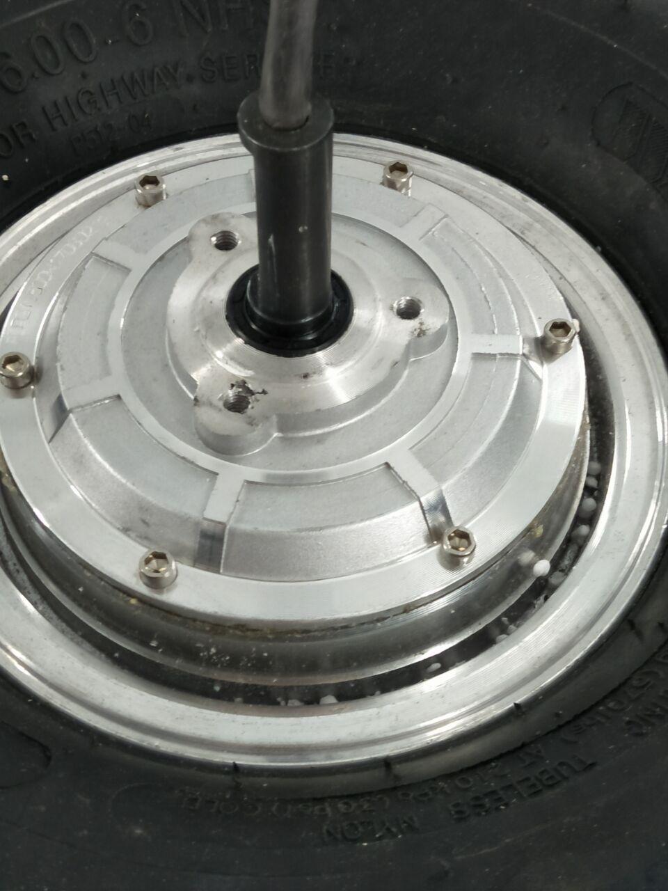 15 inch single shaft 2
