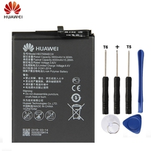 HuaWei Original HB376994ECW Battery For Huawei Honor V9 8 pro DUK-TL30 DUK-AL20 Genuine Replacement Phone 4000mAh