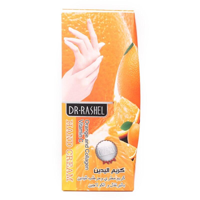 bb6194bab RASHEL natural moisturizing anti aging smoothing whitening orange and  collagen vitqamin c hand cream 80ml on Aliexpress.com | Alibaba Group