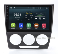Android 7.1 System Car DVD GPS Navigation System Stereo Media for Honda Crider 2014 2015 Manual Air Conditioner