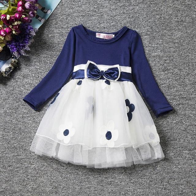 Phantasie Infant Mädchen Baby Kleider Kittel Designs Neugeborenes ...