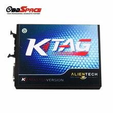 V2.13 más reciente KTAG K-TAG ECU Herramienta de Programación Versión Maestra KTAG 2.13 FW V6.070 KTAG K ECU Herramienta Tunning de la Viruta