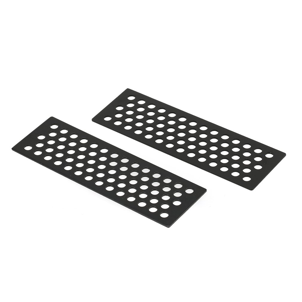 Purposeful 2pcs Metal Sand Ladder Recovery Board For 1/10 Rc Car Crawler Axial Scx10 Traxxas Trx-4 Rc4wd D90 D110 Tamiya Cc01 Rc Model Accs Complete In Specifications Toys & Hobbies Remote Control Toys