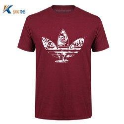 Europa rozmiar 10 kolor O neck bawełna T koszula mężczyzna koszulki 2018 lato deskorolka Tee chłopiec Hip hop Skate T koszula topy 2