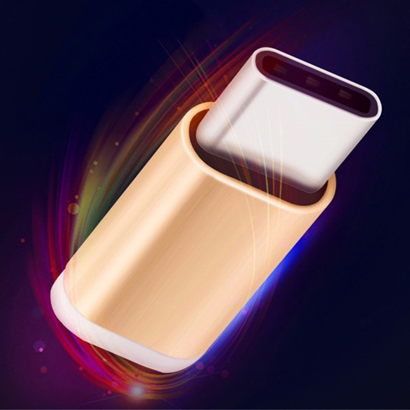 Colorful Micro USB Female to Type-c Male Cable Adapter Charger Data Converter For Xiaomi Mi5 Mi4c Nokia n1 oneplus 2 USB-C Letv best price portable usb 2 0 type a male to usb type b female plug extend printer adapter converter new arrival for