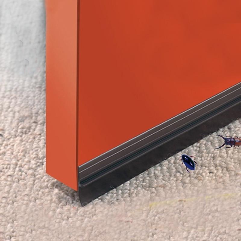 25mm width self adhesive silicone bottom door window tape rubber sealing strip weatherstriping sound insulation( & Popular Bottom Door Seal-Buy Cheap Bottom Door Seal lots from ... Pezcame.Com