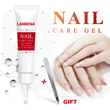 LANBENA Nail Care Gel Fungal Treatment Remove Onychomycosis Nourishing Effective against nail Hand Foot !