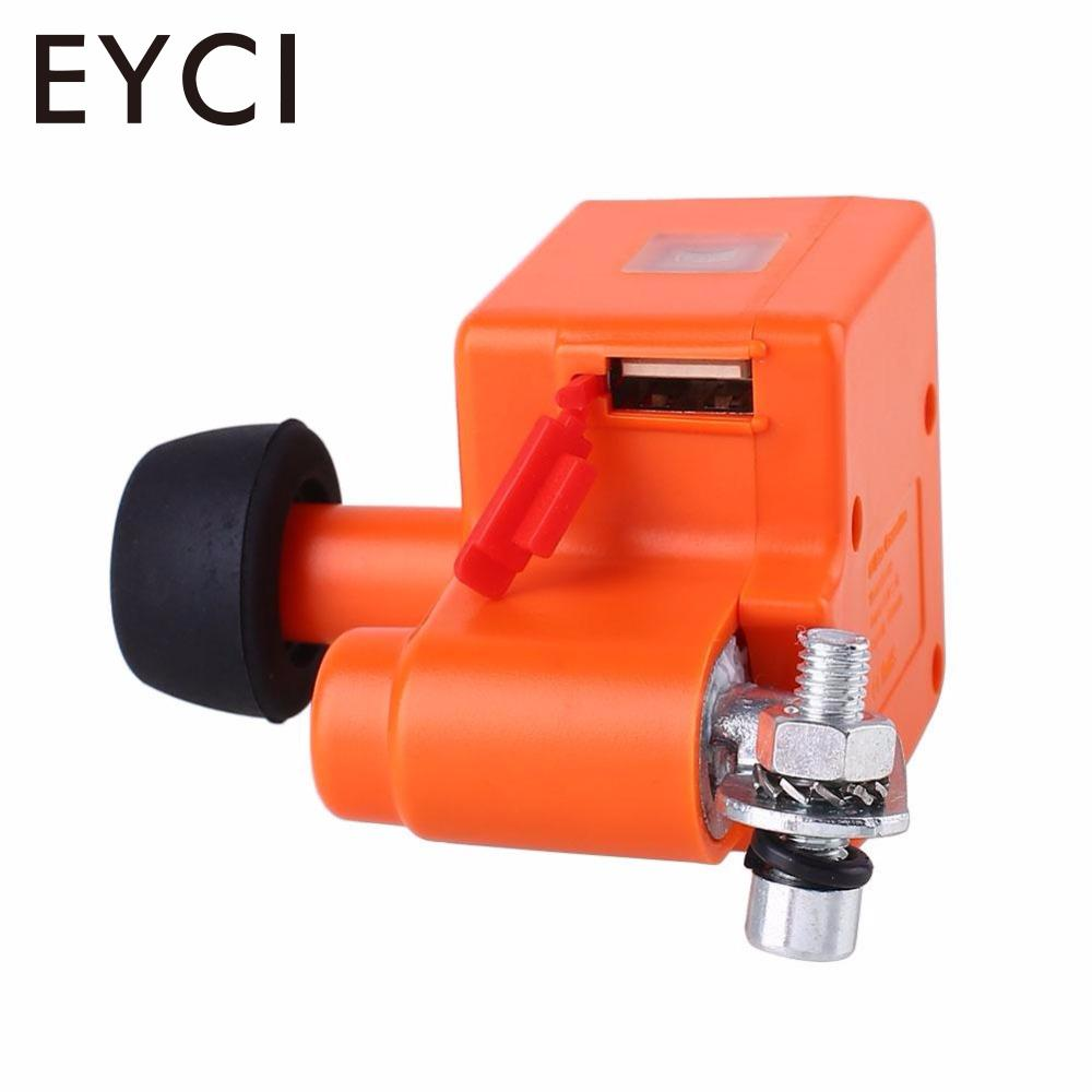 EYCI Bicycle <font><b>Accessory</b></font> Generator Mobile Dynamo Riding Equipment USB Bicycle Bike Dynamo 5V 1A Output Built-in 1000mAh Battery
