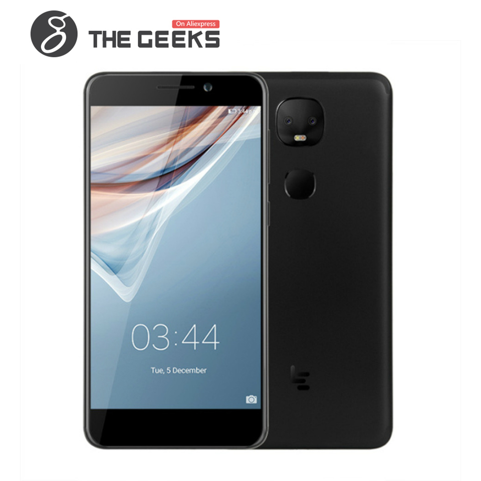 LeEco LeTV Le Pro 3 Double Caméra AI X651 4 gb + 32 gb ROM Helio X23 MTK 2.3 ghz deca Core 5.5 pouce Android 6.0 4g LTE Smartphone