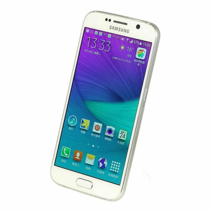 Samsung Galaxy S6 G920F S6 Edge G925F G925P, Оригинальный разблокированный мобильный телефон, Восьмиядерный, 32 Гб ПЗУ, 16 МП, 5,1 дюймов, Android, отремонтированный