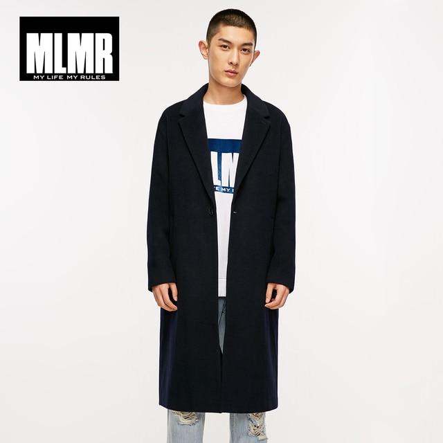 MLMR Smart Casual Lapel...