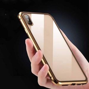 Image 5 - Suntaiho Magnetic สำหรับ iPhone XS Case XS MAX กระจกนิรภัยแบบ Dual การดูดซับแม่เหล็กสำหรับ iPhone 8 PLUS 7 XR ฝาครอบ