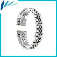 Stainless Steel Watch Band 18mm 22mm For Seiko Citizen Epos Quick Release Strap Wrist Men Women