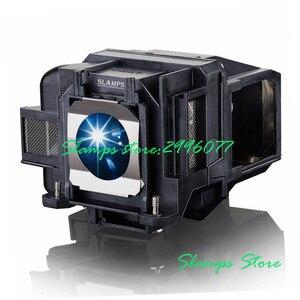 Image 1 - Hohe Qualität ELPLP78/V13H010L78 Ersatz projektor lampe mit Gehäuse für EPSON EB 945/X24/965/S17/ s18/EH TW410 EB X200 H552B